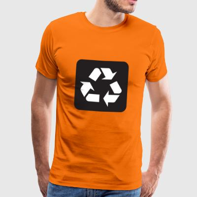 recycling - Mannen Premium T-shirt