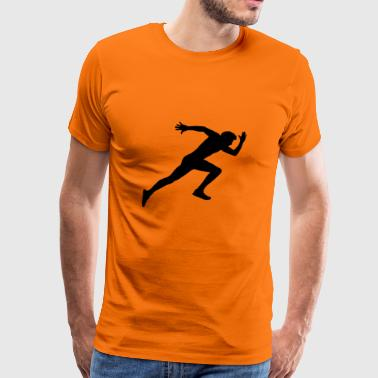 hurry up 2785528 - Men's Premium T-Shirt