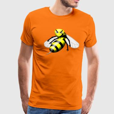 wasp - Men's Premium T-Shirt