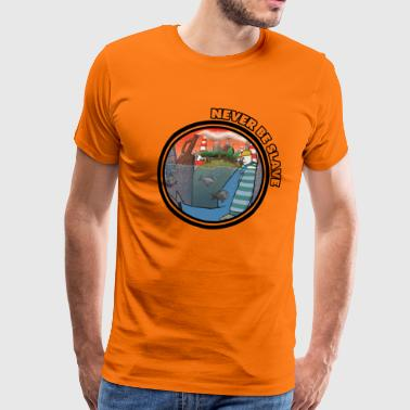 Underwater's - Men's Premium T-Shirt