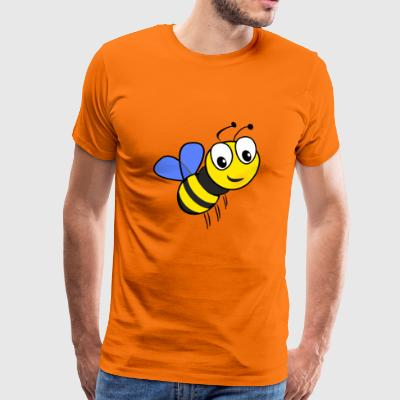 Lola Bee - Premium T-skjorte for menn