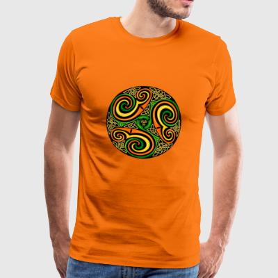 tribal - Herre premium T-shirt