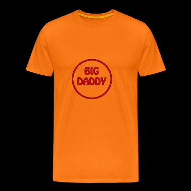 BIG DADDY - Männer Premium T-Shirt