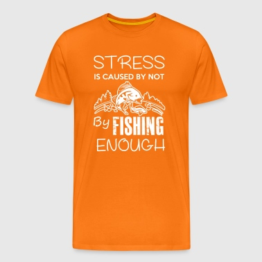 Go fishing - Men's Premium T-Shirt