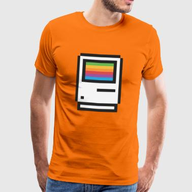 Welcome to Macintosh - Men's Premium T-Shirt