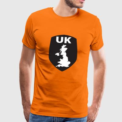 UK emblem - Men's Premium T-Shirt