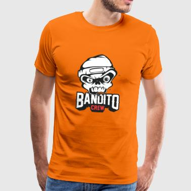 BANDITOCREW TWITCH - Men's Premium T-Shirt