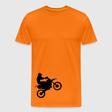 Motocross - MX - Men's Premium T-Shirt