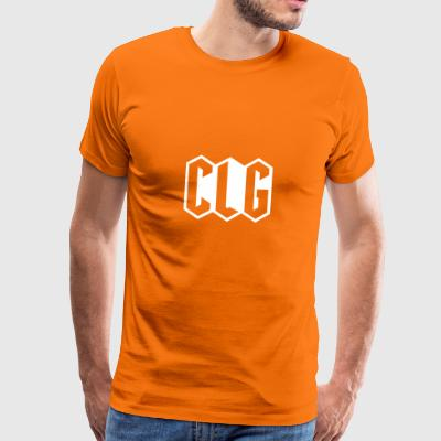 CNG LOGO - Men's Premium T-Shirt