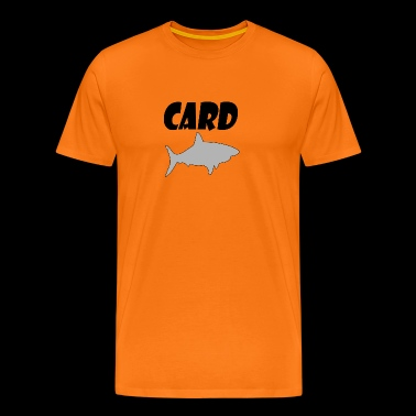card shark - Men's Premium T-Shirt