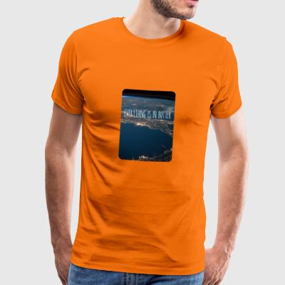 Everything is in butter - Shirt - Männer Premium T-Shirt
