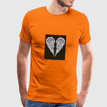 Angel Heart - Men's Premium T-Shirt