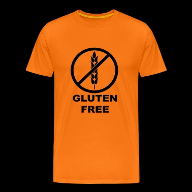 Gluten-free celiac disease - Men's Premium T-Shirt