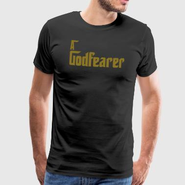 GodFearer - Men's Premium T-Shirt