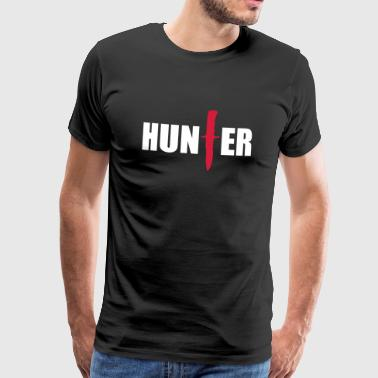 Hunter - T-shirt Premium Homme