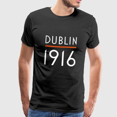 Dublin 1916 rebel irish - Men's Premium T-Shirt