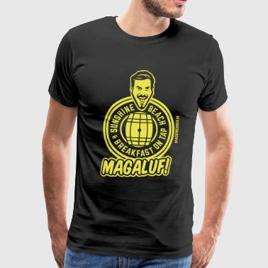 Magaluf - Men's Premium T-Shirt