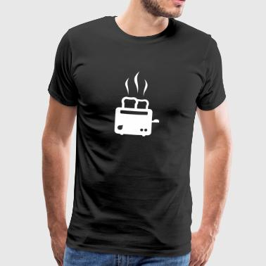 Toaster - Men's Premium T-Shirt