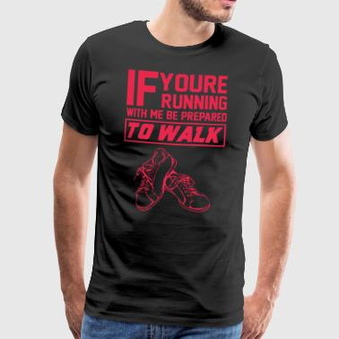Running Shirt - Marathon Sport - Men's Premium T-Shirt