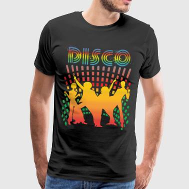 Party Sex Drugs Disco Time - Men's Premium T-Shirt