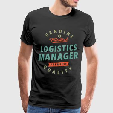 Logistics Manager - Men's Premium T-Shirt