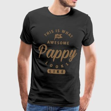Awesome Pappy Awesome Pappy - Men's Premium T-Shirt