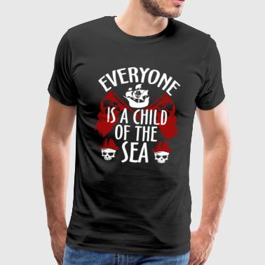 Pirate, pirate, bateau pirate - T-shirt Premium Homme