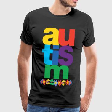 autism awareness - T-shirt Premium Homme