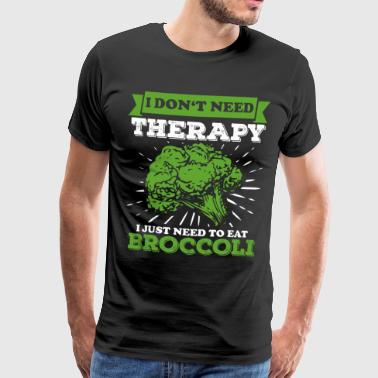 Animal Rights Activists Broccoli vegetables - Men's Premium T-Shirt