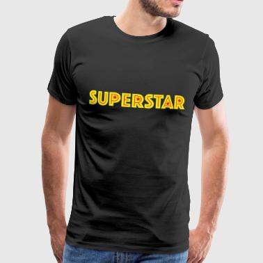 superstar - T-shirt Premium Homme