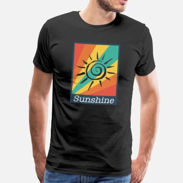 Picture Sunshine Picture - Premium-T-shirt herr