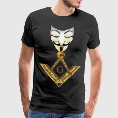 anonymous FM - T-shirt Premium Homme