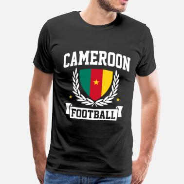 Cameron cameroon football - T-shirt Premium Homme