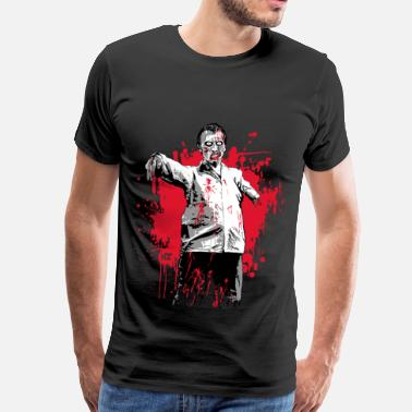 Collections des zombies - Männer Premium T-Shirt