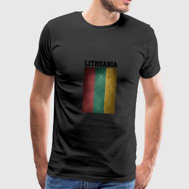 Lithuania - Men's Premium T-Shirt