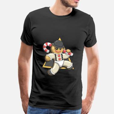 Food Collection Christmas Droogie - Men's Premium T-Shirt