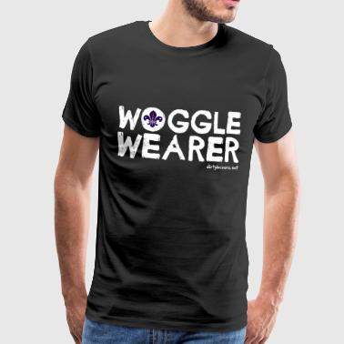 Woggle Wearer - Men's Premium T-Shirt