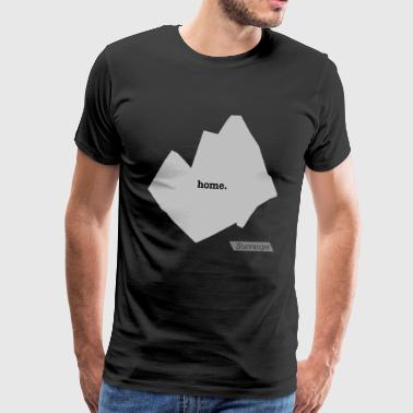 Hometown of Stavanger - Men's Premium T-Shirt