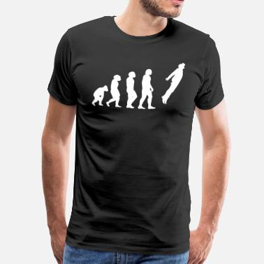 Virtual Virtual Reality Evolution - Männer Premium T-Shirt