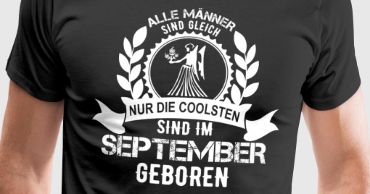 sternzeichen jungfrau september von go4more spreadshirt. Black Bedroom Furniture Sets. Home Design Ideas
