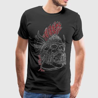 Silent Fall - Mythologie - T-shirt Premium Homme