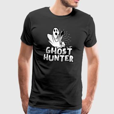 Brother Ghost Hunter Halloween Suit Gift - Men's Premium T-Shirt