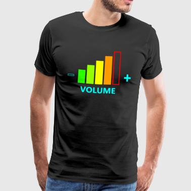 VOLUME UP MEN - T-shirt Premium Homme