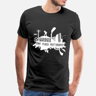 Lost Place Lost Place Photography White - Männer Premium T-Shirt