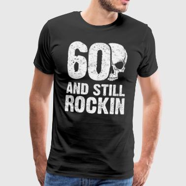 sixtieth birthday - Men's Premium T-Shirt