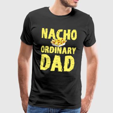 Nacho dad unusual gift dad food - Men's Premium T-Shirt