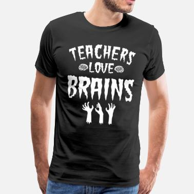 Sayings Teacher Teacher funny sayings - Men's Premium T-Shirt