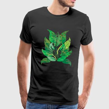 nature save the world save earth protect environment global warming 6 - Men's Premium T-Shirt