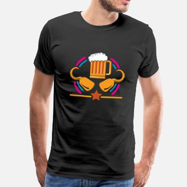 Pirate Party Pirate hook - Men's Premium T-Shirt