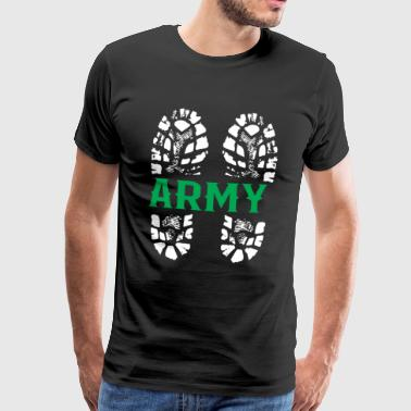 Army Army Soldier Gift Idea - Men's Premium T-Shirt